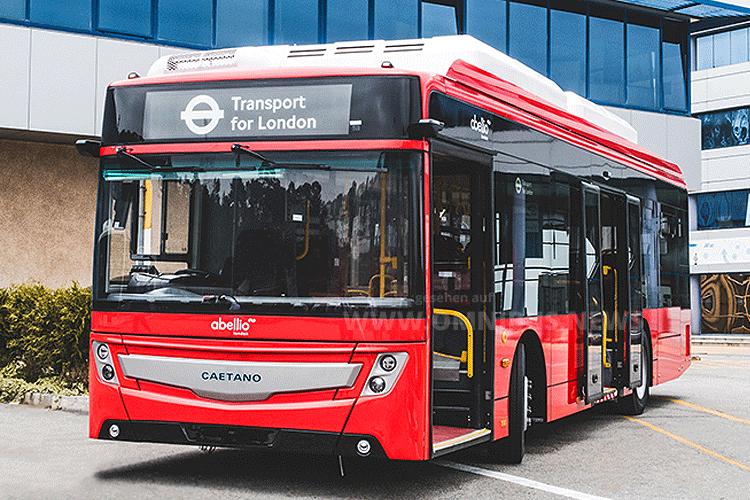 34 E-Caetano für London
