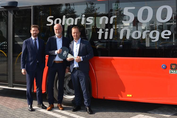 500. Urbino in Norwegen