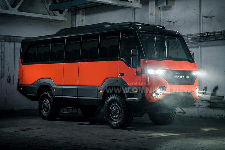 Der Gelände-Bus