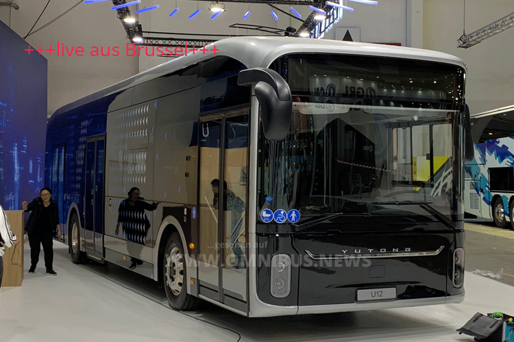 Busworld Preview Nr. 2