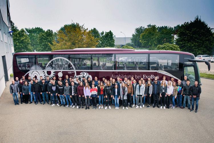 Nachwuchs bei Daimler