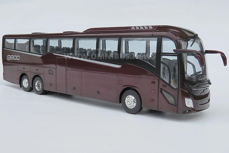 Volvo 9900 in 1/43