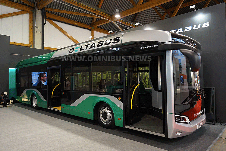 Start-up mit E-Bus