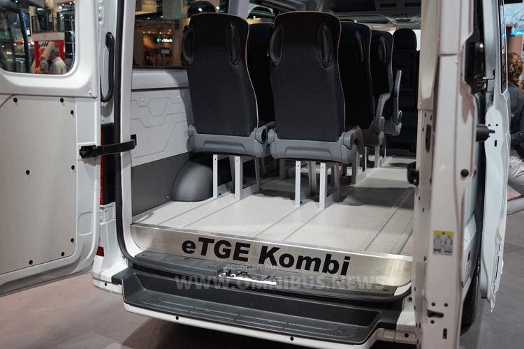 Elektro-Minibus