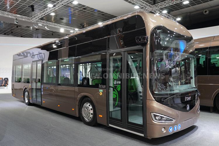 49 Irizar E-Busse für CTS