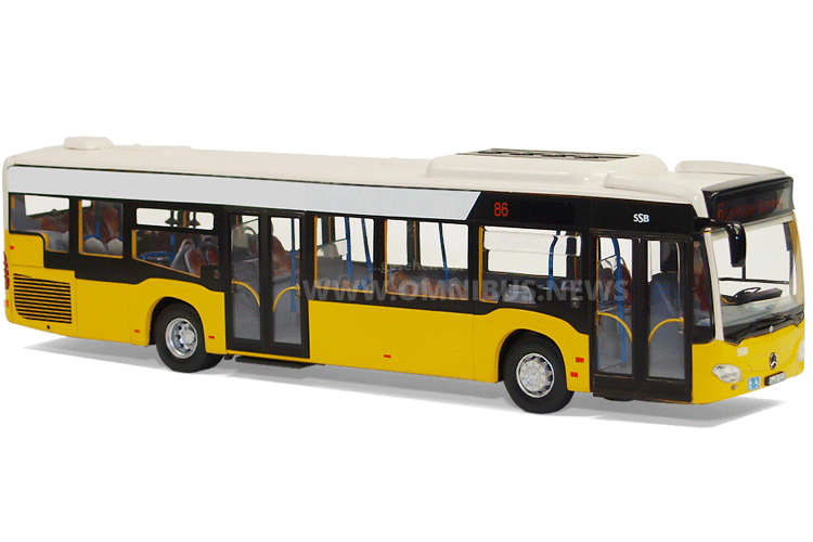 SSB-Citaro in 1/43