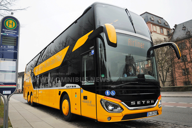 Der 5er Air-Bus