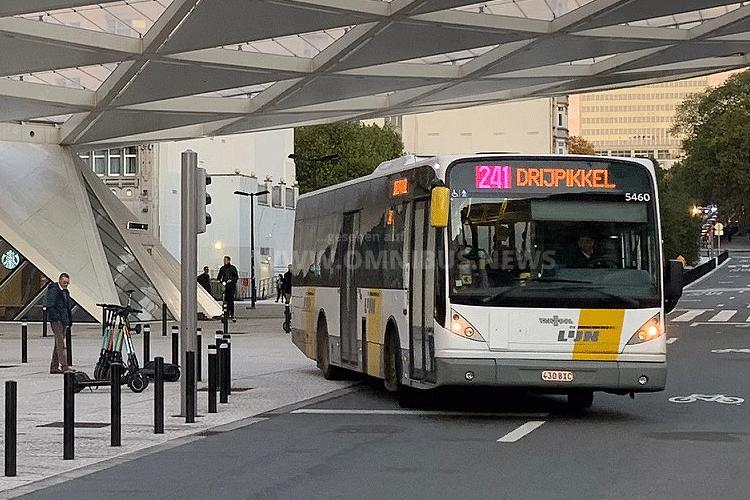 970 E-Busse für Flandern