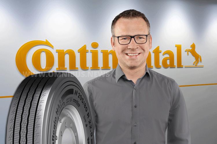Neue Conti-Reifenreihe