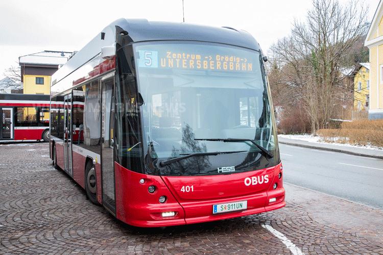 eO-Busse mit Segen