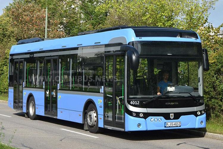 16 neue E-Busse