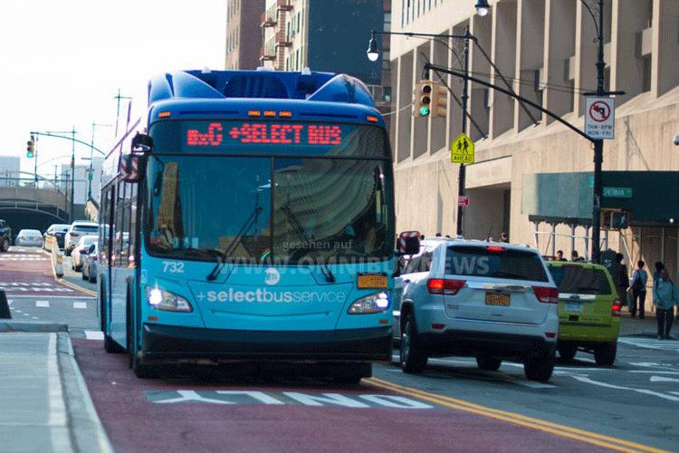 Busspur-Überwachung