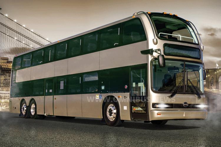 E-Doppeldecker mit 350 km
