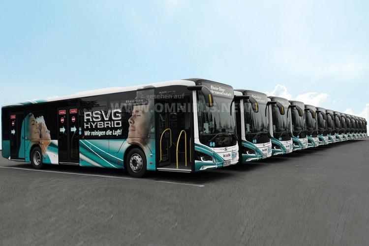 66 Hybride für RSVG