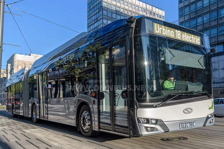 E-Gelenkbusse für Mainz