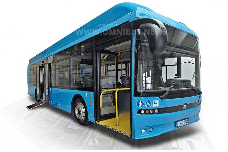 Keine H2-Busse lieferbar?