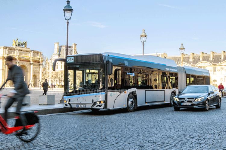Urbino CNG für Ostravas