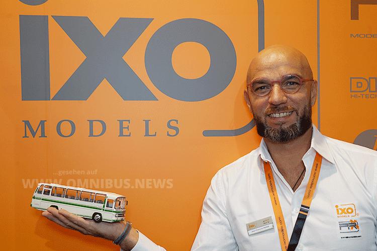 IXO kann Modellbusse…