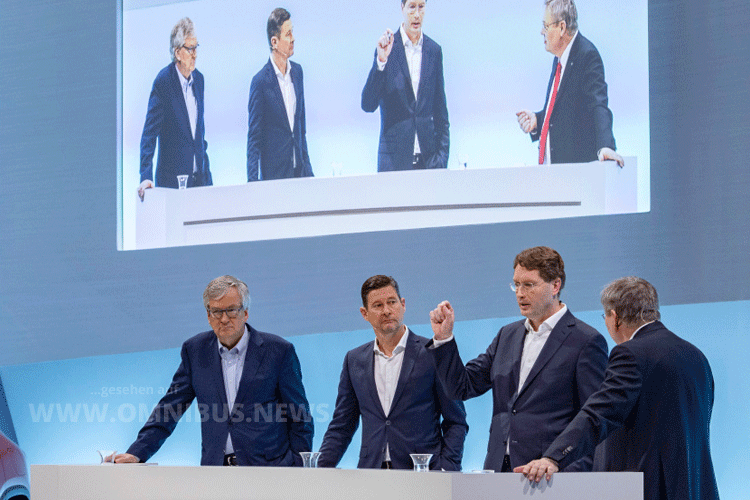 Daimlers 2020er Zahlen