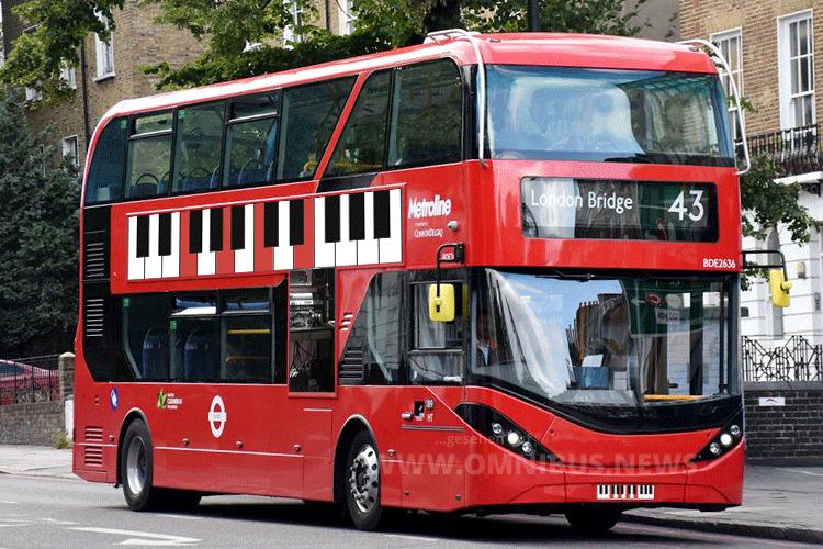 Neue Töne für den E-Bus