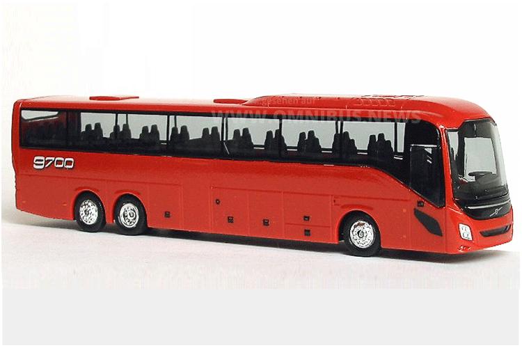 9700er Werbemodell