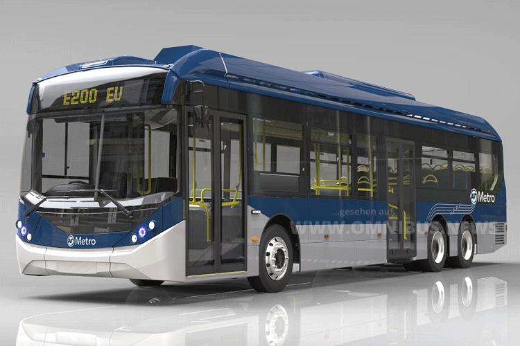 ADL & Kiwi bauen E-Busse