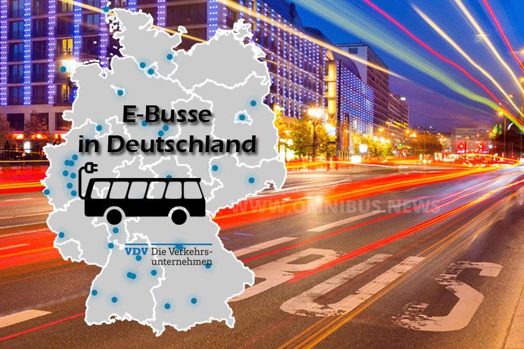 E-Bus-Übersicht