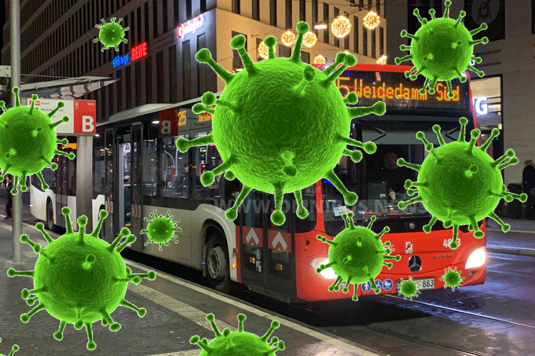 Coronavirus & Busfahren