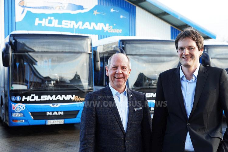 30 MAN für Hülsmann