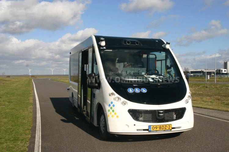 "IAT startet ""Mission-Bus"""