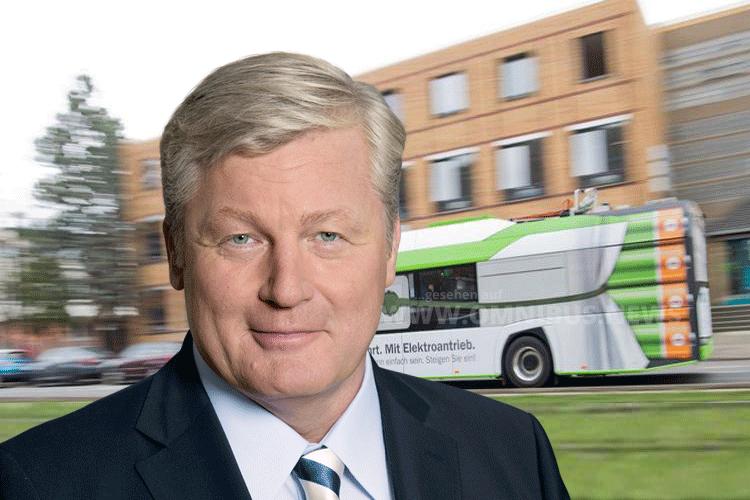 345 neue Busse für N'sachsen