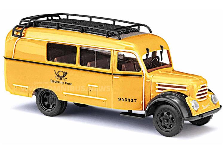 Robur Kombi-Bus