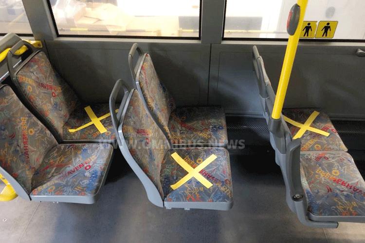 2. Sitz bleibt frei