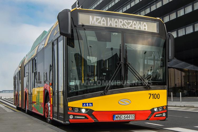 E-Gelenkbusse für WZA