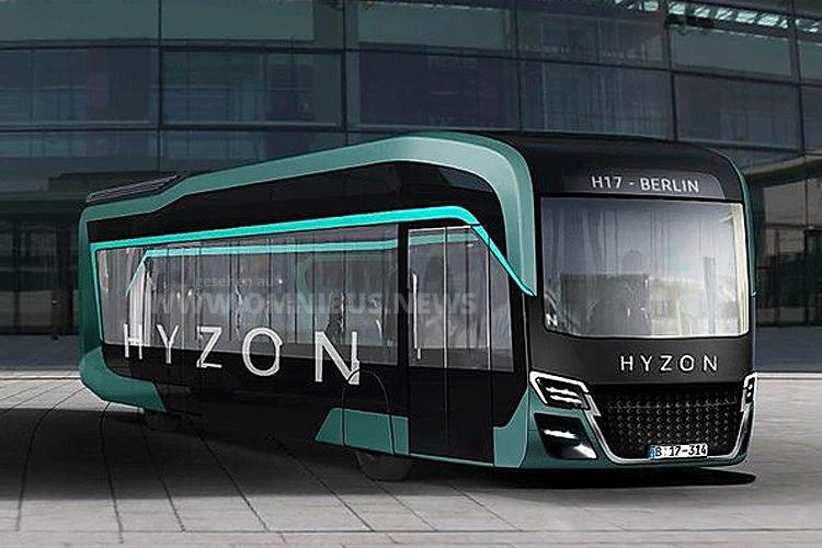Hyzon-H2-Busse leasen