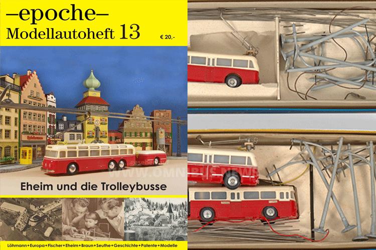 64 Seiten Trolley-Busse