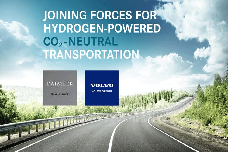 Green Deal: Daimler & Volvo