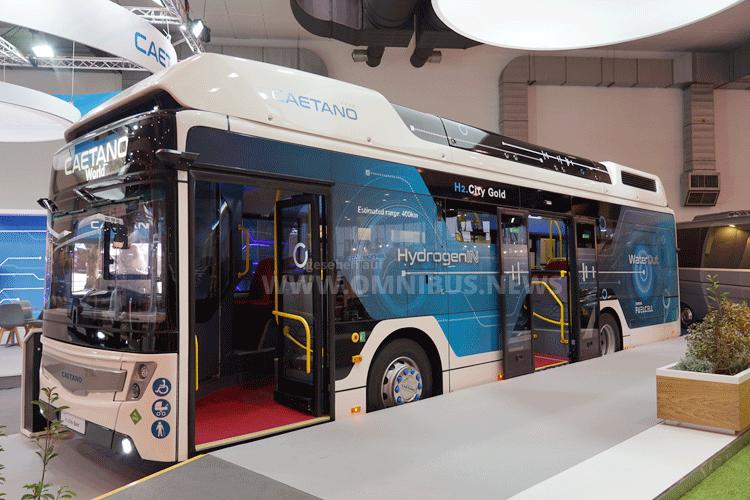 H2-Busse für moBiel