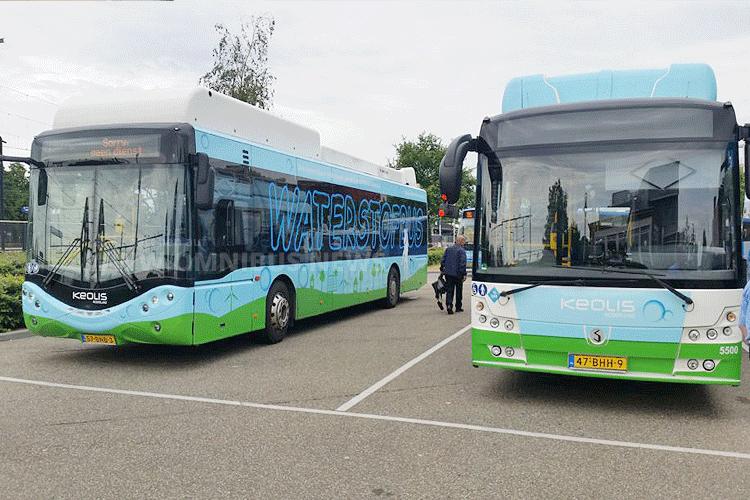 H2-Busse überzeugen