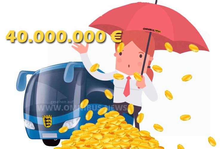 40. Mio € Soforthilfe