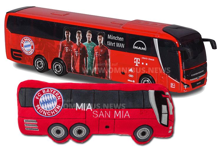Für Bus- & Bayern-Fans
