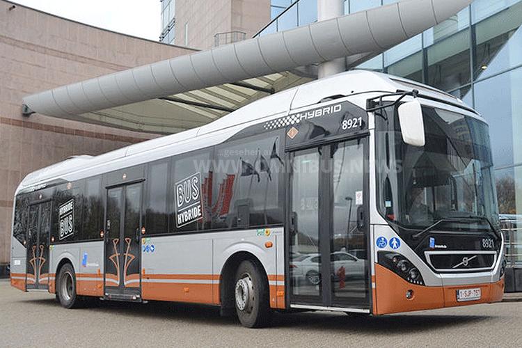 128 Hybride für Brüssel