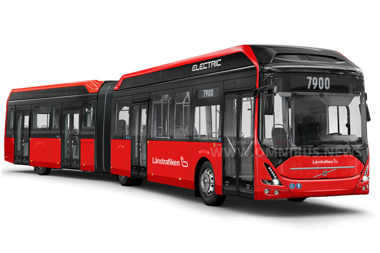 49 E-Busse für Jönköping