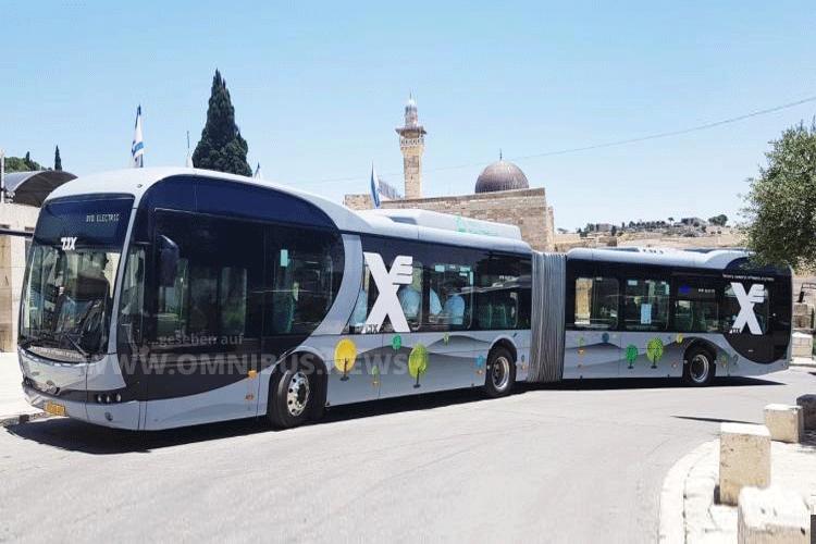 Spannendes aus Jerusalem