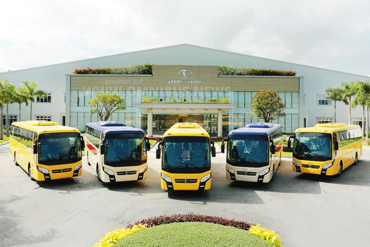 Daimler Buses in Vietnam