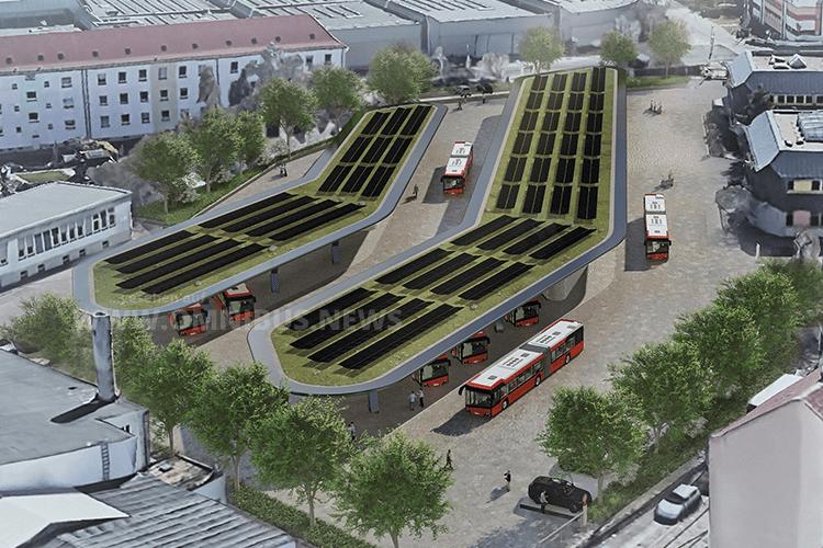 eBus-Port von Siemens