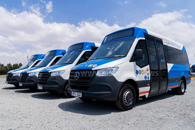 MidCity fährt auf Zypern