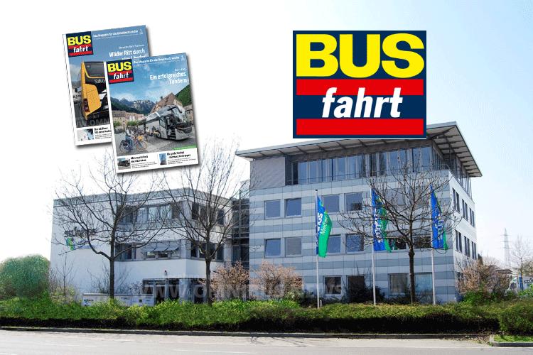 Bus-Fahrt in der Insolvenz