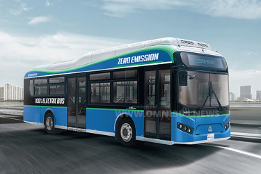 E-Busse von Edison Motors