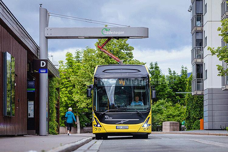 Volvo & Vy-Buss